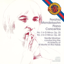 Mendelssohn:  Concertos for Piano and Orchestra No. 1 & 2/Murray Perahia, Academy Of St. Martin In The Fields, Neville Marriner