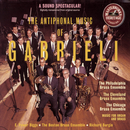 The Antiphonal Music of Gabrieli & Frescobaldi/The Philadelphia Brass Ensemble, The Cleveland Brass Ensemble, The Chicago Brass Ensemble, E. Power Biggs