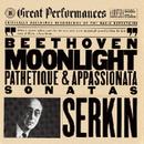 Beethoven:  Sonatas for Piano No. 14, 8, & 23/Rudolf Serkin