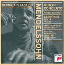 """Mendelssohn: Concerto for Violin and Orchestra in E minor, Op. 64; Symphony No. 4 in A Major, Op. 90 """"Italian""""; other works/Leonard Bernstein, New York Philharmonic, Pinchas Zukerman"""