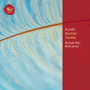 Handel: Six Sonatas: Classic Library Series/Michala Petri