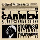 Bizet: Carmen and L'Arlésienne Suites (Excerpts)/National Philharmonic Orchestra, Leopold Stokowski