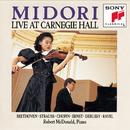 Midori: Live at Carnegie Hall/五嶋みどり