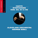 "Haydn: Symphony No. 92 ""Oxford"", Symphony No. 94 ""Surprise"" &  Symphony No. 96 ""Miracle""/George Szell, The Cleveland Orchestra"