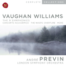 Vaughan Williams: Symphonies 1-9/André Previn