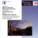 Mozart/Strauss/Weber: Oboe Concertos; Bassoon Concerto; Andante e Rondo/Eugene Ormandy, The Philadelphia Orchestra, English Chamber Orchestra, Daniel Barenboim