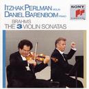 Brahms: The 3 Violin Sonatas/Itzhak Perlman, Daniel Barenboiim