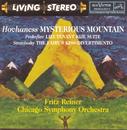 Hovhaness: Mysterious Mountain / Prokofiev: Lieutenant Kijé / Stravinsky: The Fairy's Kiss: Divertimento/Fritz Reiner