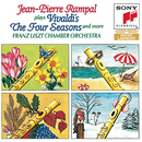 Vivaldi:  The Four Seasons, Darmstadt Concerto, Concerto for Flute and Organ/Jean-Pierre Rampal