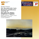 Strauss: Der Rosenkavalier Suite; Der Bürger als Edelmann - Suite, Op.60; Symphonic Fragment from Die Liebe der Danae/Eugene Ormandy, The Philadelphia Orchestra, Toronto Symphony Orchestra, Andrew Davis