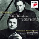 Piano Concertos 2 & 4; Overture on Hebrew Themes/Yefim Bronfman, Israel Philharmonic Orchestra, Zubin Mehta