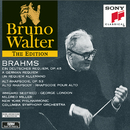 Brahms: Ein deutches Requiem/Bruno Walter