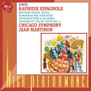 Rapsodie espagnole; Daphnis et Chloé: Suite No. 2; Others/Jean Martinon