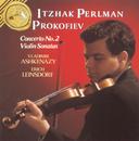 Prokofiev: Violin Sonatas - Concerto 2/Itzhak Perlman