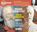 Tchaikovsky, Brahms Violin Concertos/Fritz Reiner