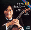 Saint-Saëns, Lalo: Cello Concertos/Lorin Maazel, Yo-Yo Ma, L'Orchestre National de France