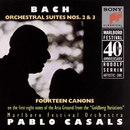 Bach:  Orchestral Suites/Marlboro Festival Orchestra, Pablo Casals