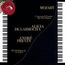 Mozart:  Concerto & Sonata for 2 Pianos/Alicia De Larrocha