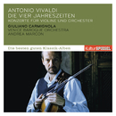 Vivaldi: Vier Jahreszeiten/Giuliano Carmignola