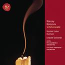 Rimsky-Korsakov: Scheherazade; Russian Easter Overture: Classic Library Series/Leopold Stokowski