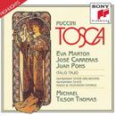 Tosca/Eva Marton, José Carreras, Juan Pons, Hungarian State Orchestra, Michael Tilson Thomas