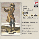 Boccherini: Quintets for Flute, Violin, Viola, and 2 Violoncellos/Jean-Pierre Rampal