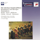 Renaissance and Baroque Brass Masterpieces/The Philadelphia Brass Ensemble, The New England Brass Ensemble