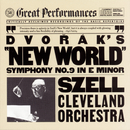 "Dvorák:  Symphony No. 9 in E minor, Op. 95 ""From the New World""/George Szell"