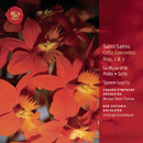 Saint-Saens: Cello Concertos Nos. 1 & 2; La Muse et le Poète; Suite, Op. 16; Prière: Classic Library Series/Steven Isserlis