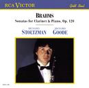 Brahms: Sonata For Clarinet & Piano, Op. 120/Richard Stoltzman