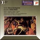 Verdi: Requiem; Rossini: Stabat Mater/The Philadelphia Orchestra, New York Philharmonic, Eugene Ormandy, Thomas Schippers