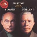 Martinu: Cello Sonatas/Janos Starker