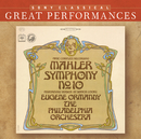 Mahler: Symphony No. 10 (performing version by Deryck Cooke) [Great Performances]/Eugene Ormandy