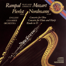 Mozart:  Concerto for Flute, Harp and Orchestra in C Major, K. 299; Concerto in C Major for Oboe and Orchestra; Rondo in D Major for Flute and Orchesta/Jean-Pierre Rampal, Marielle Nordmann, Pierre Pierlot, English Chamber Orchestra