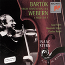 Bartók: Violin Sonatas;  Webern:  Four Pieces for Violin and Piano/Isaac Stern
