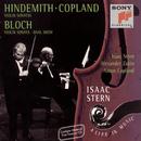 Hindemith/Bloch/Copland:  Violin Sonatas/Isaac Stern