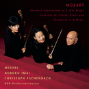 Mozart: Sinfonia Concertante in E-flat for Violin, Viola and Orchestra; Concerto in D for Violin, Piano and Orchestra/Midori