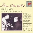 Brahms Piano Trio #2, Op. 87; Mendelssohn Piano Trio #1, Op. 49/Pablo Casals