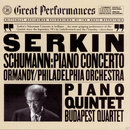 Schumann: Piano Concerto and Piano and String Quintet/Eugene Ormandy, Rudolf Serkin