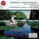 Beethoven, Piano Concertos Nos. 4 & 5/Emanuel Ax
