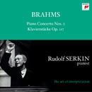Brahms: Piano Concerto No. 2; Intermezzi & Rhapsody,  Op. 119 [Rudolf Serkin - The Art of Interpretation]/Rudolf Serkin