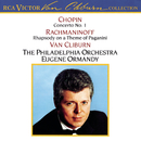 The Van Cliburn Collection: Chopin Concerto No. 1/Rachmaninoff Rhapsody On A Theme Of Paganini/Van Cliburn