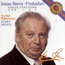 Prokofiev:  Violin Concertos No. 1 & 2/Isaac Stern, New York Philharmonic, Zubin Mehta