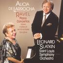 Ravel: Two Piano Concertos/Alicia De Larrocha