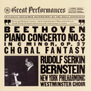 Beethoven: Piano Concerto No. 3/Rudolf Serkin, New York Philharmonic, Leonard Bernstein