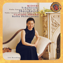 Tchaikovsky & Shostakovich: Violin Concertos [Expanded Edition]/Midori, Berlin Philharmonic Orchestra, Claudio Abbado, Robert McDonald