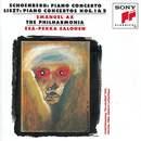 Schoenberg: Piano Concerto; Liszt: Piano Concertos Nos. 1 & 2/Esa-Pekka Salonen