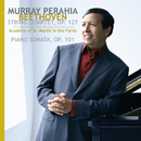 Beethoven: String Quartet, Op. 127 (transcribed for string orchestra);  Piano Sonata, Op. 101/Murray Perahia