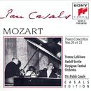 Mozart: Piano Concerto No. 20, K. 466; Piano Concerto No. 22, K. 482/Pablo Casals