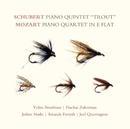 """Schubert: Piano Quintet """"Trout""""; Mozart: Piano Quartet in E-flat/Pinchas Zukerman"""
